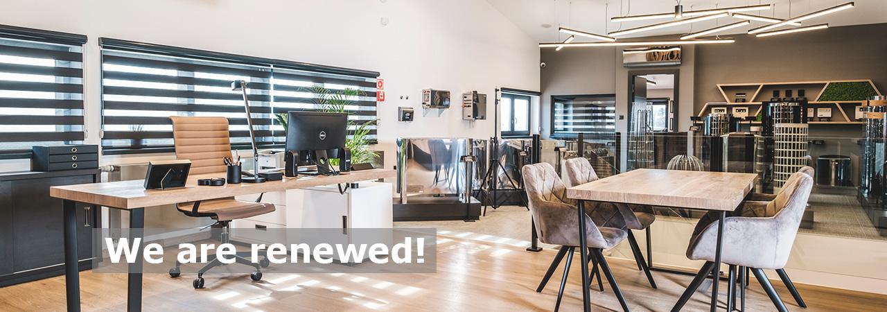 Renewed Saunabau Office