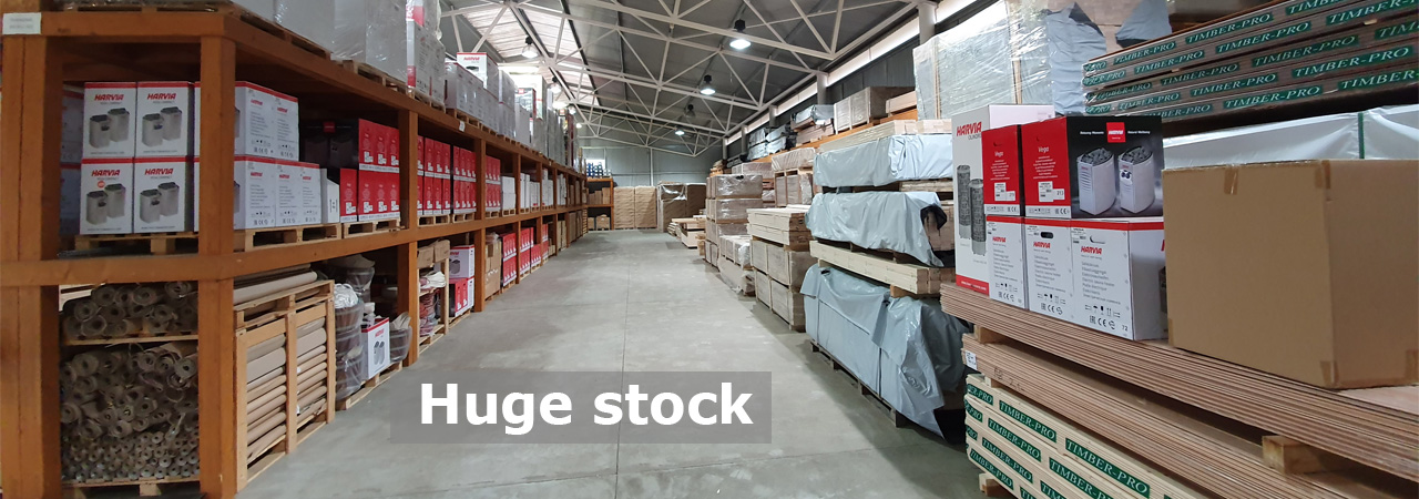 Our stock are endless
